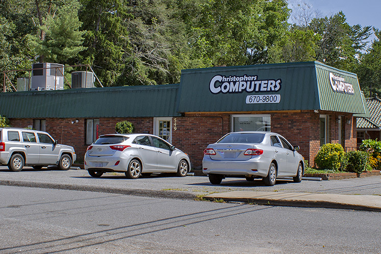 christophers computers building